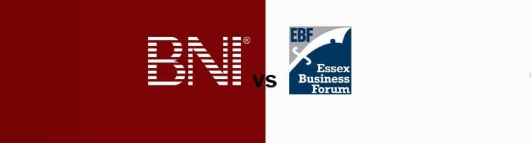 BNI Brentwood vs Essex Business Forum